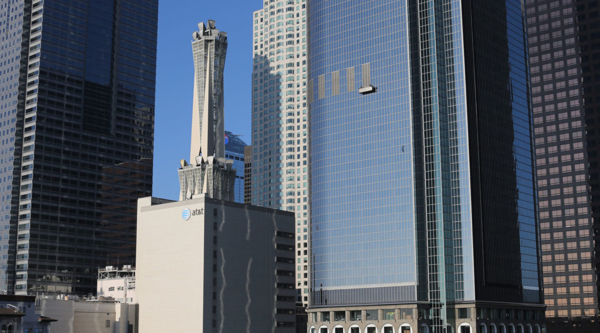 AT&T Madison Tower Complex | Exterior | Downtown LA