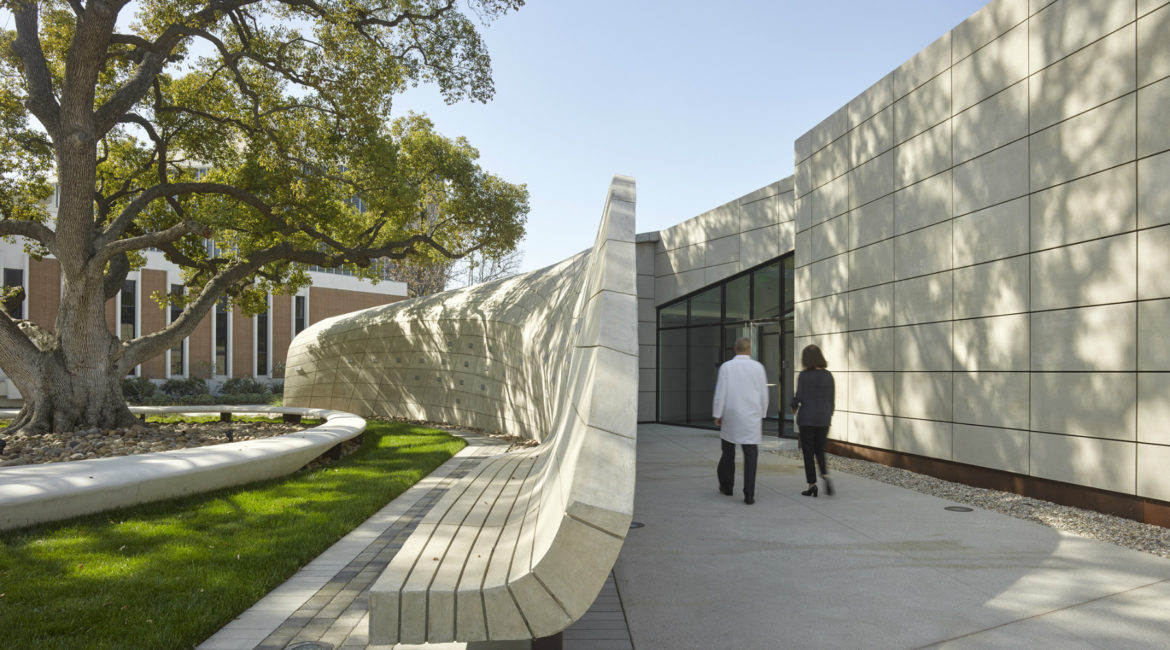 Kaplan Family Pavillion at City of Hope | Exterior