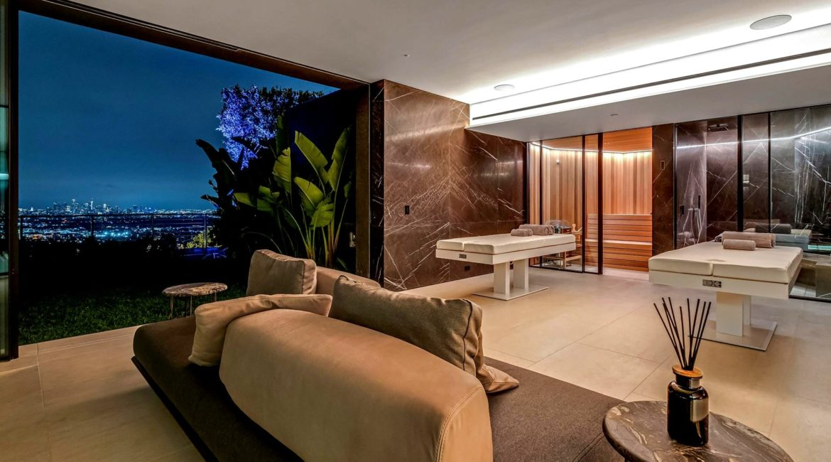 Hillside House Interior | SAOTA-Designed House Listed at $43M