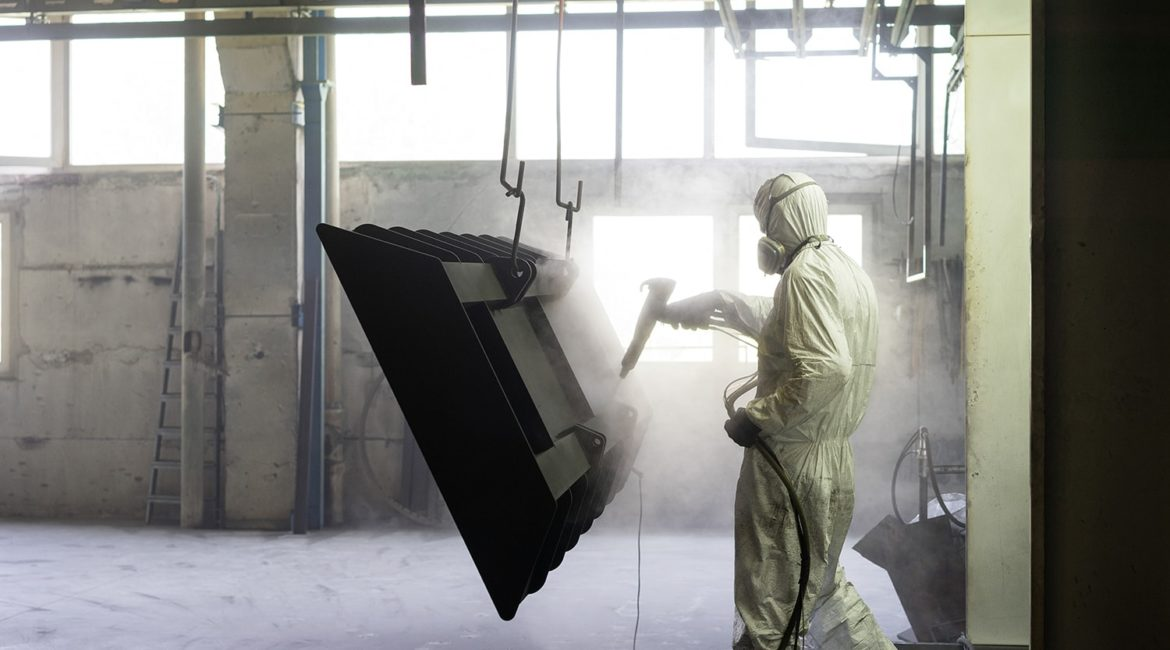 Composite Horizons | Dust Collection & Removal | Air Quality Control System for Manufacturing Facility