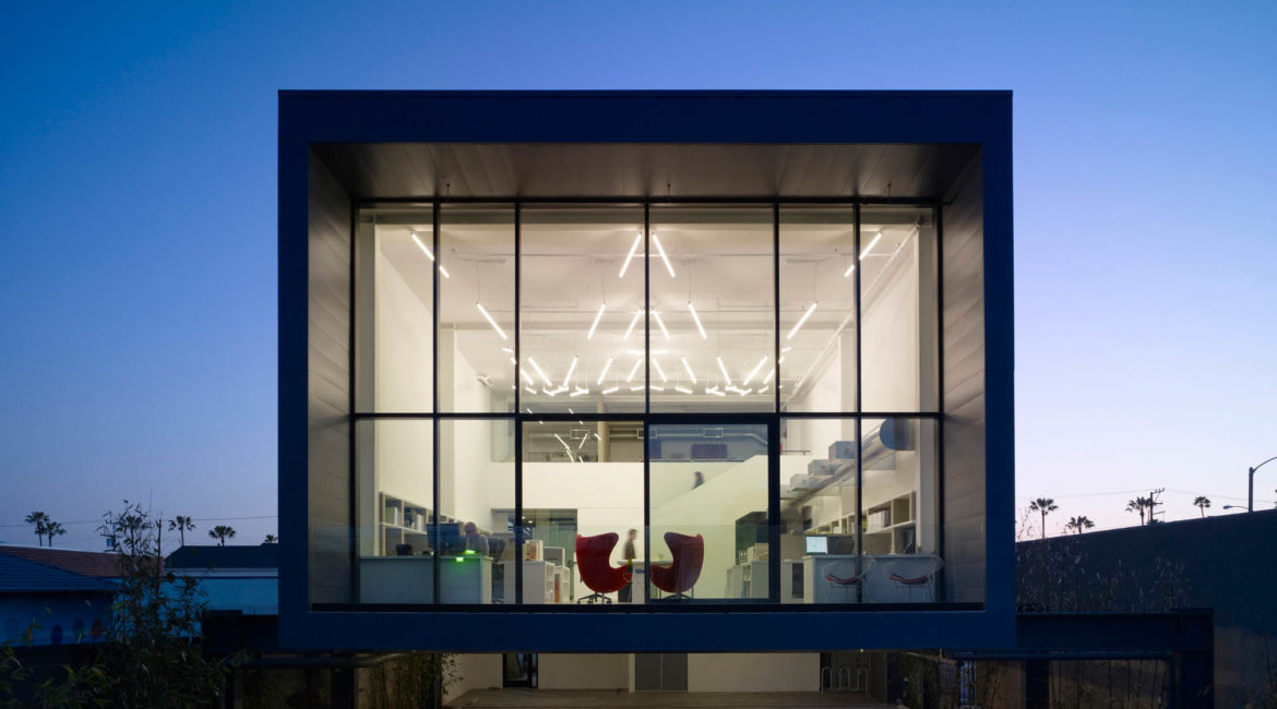 Belzberg Architects Offices | Santa Monica | Consulting Engineers