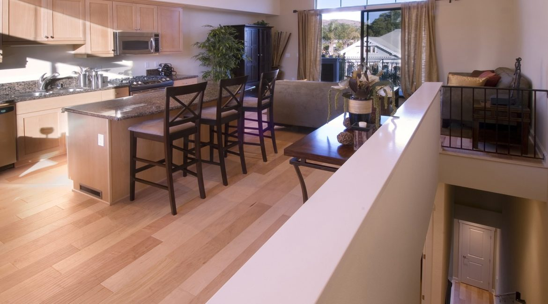 Mayfair Live-Work Interior | Mixed-Use Multi-Unit Housing | Ventura, CA