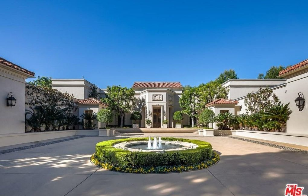 Saudi Royal Residence | Beverly Hills, CA | Exterior