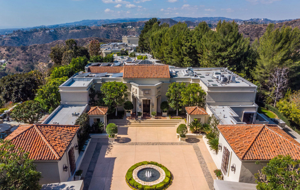 Saudi Royal Residence | Beverly Hills, CA | Overview