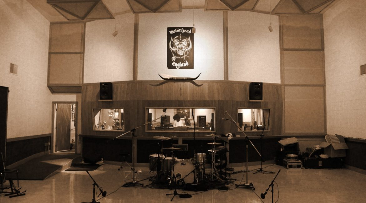 Foo Fighters Studio 606 | Sound Studio | Noise-Reduced HVAC System Design