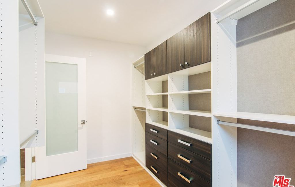 The Terrace Condos | Multi-Family Residential | Interior Walk-In Closet