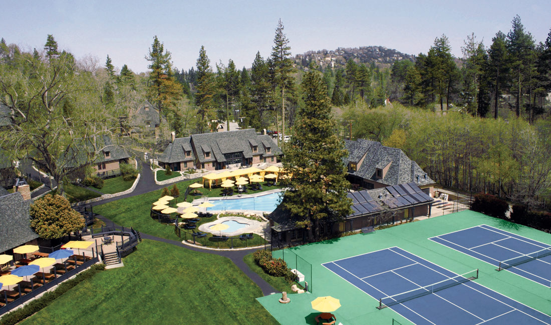 UCLA Lake Arrowhead Conference Center | HVAC and Plumbing Engineer