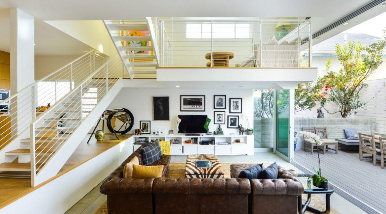 LEED Platinum-Certified Venice Condos | Interior | HVAC & Plumbing Design
